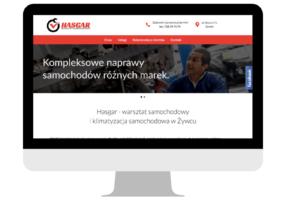 Strona www Hasgar